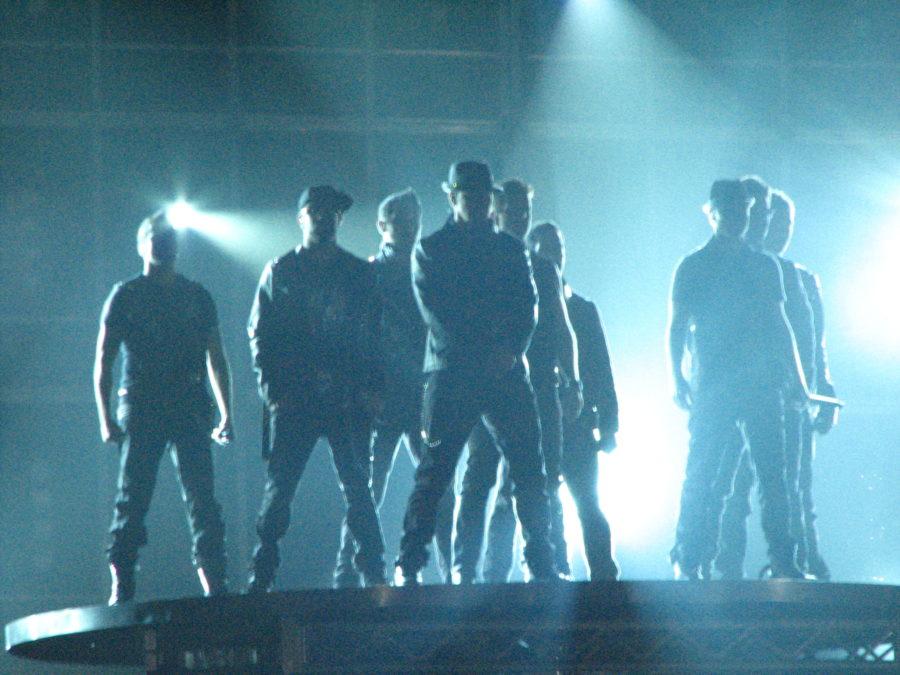 History: 9 Years ago, @BackstreetBoys, @NKOTB kick off NKOTBSB tour