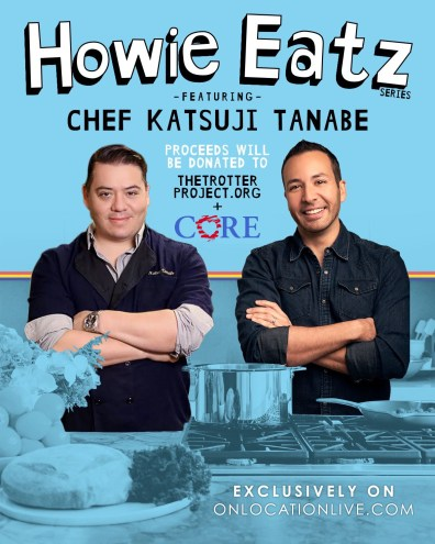 News: Join @HowieD as Howie Eatz goes digital!