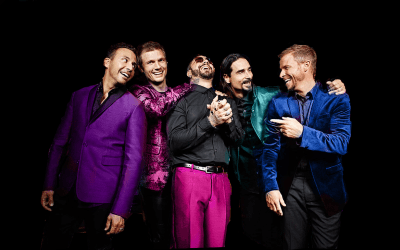Introducing the NEW @BackstreetBoys Fangirls Brand + Website!