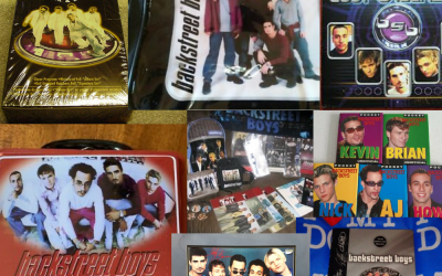 Fangirl Collecting:  Tips on how to start and not get ripped off.
