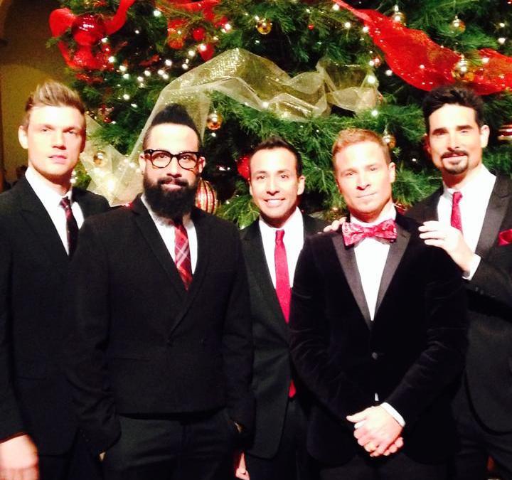 The Latest on the Backstreet Boys Christmas Album