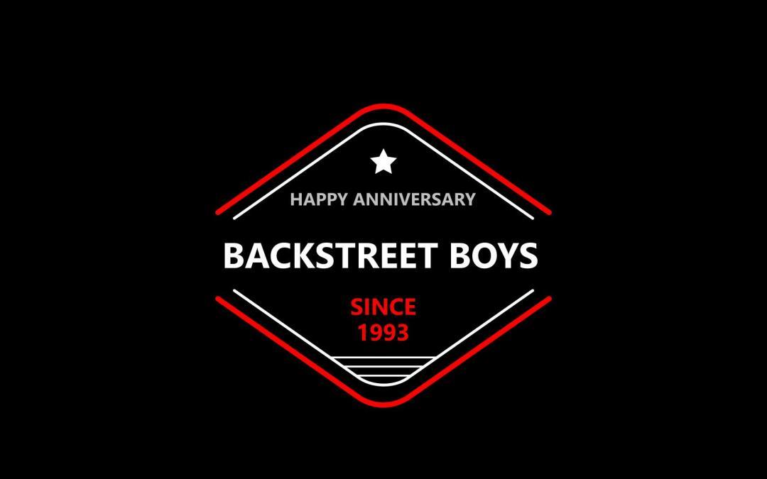 Celebrate 28 years of Memories, @BackstreetBoys Style