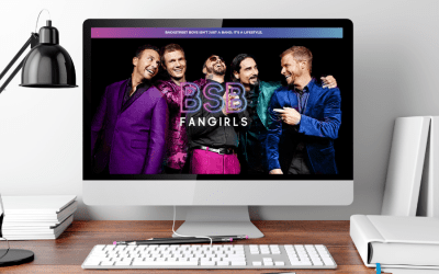 Welcome to an all-new bsbfangirls.com!