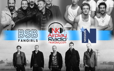 Boy Band Fangirls Unite: BSBFangirls has partnered with NK Airplay Radio