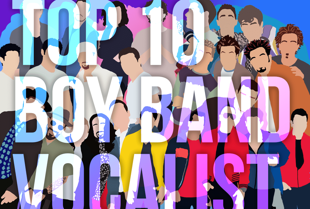 Say What? Top 10 Boy Band Vocalists