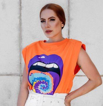 Famosa Digital Influencer brasiliense, Agatha Silvestre lança marca de roupa feminina