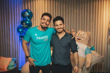 Bruno Alex e Isaac Ribeiro