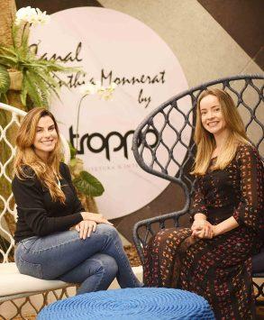 Cinthia Monnerat e Rafaella Murbach
