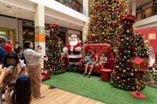 Natal do JK Shopping