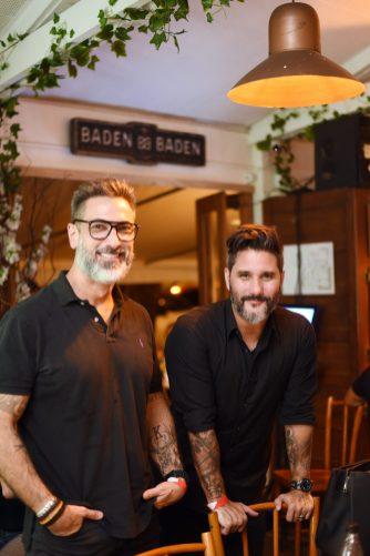 Fabio Cardoso e Fabio Bouillet