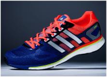 Adidas Adios Boost - Jonathan Brownlee e Laurent Vidal