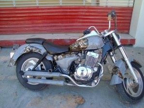 moto-textura piedra
