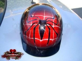 Casco spider-man 02