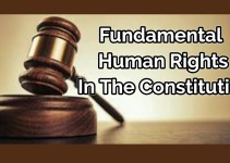 Fundamental human rights in Nigerian constitution