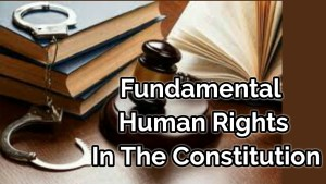 Major Characteristics of a good constitution