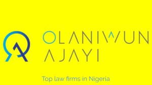 Top paying law firms in Nigeria
