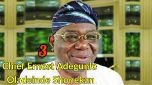 Past presidents of Nigeria