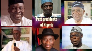 presidents of Nigeria since independence