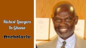 who is the richest lawyer in Ghana
