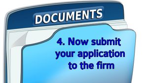steps to apply for law internship