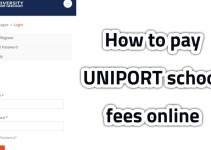 How much is UNIPORT school fees for all courses