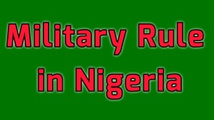 Positive and Negative impact of the military in the government
