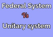Wdvantages and Disadvantages of Federal System of Government
