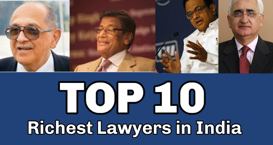 Richest lawyers in India