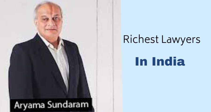 highest paid lawyers in India