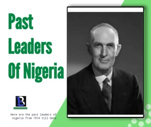 how many military leaders did Nigeria had