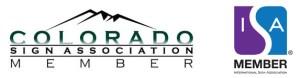 Colorado Sign Association Member