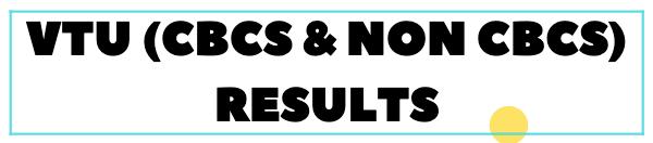 VTU Results 2021