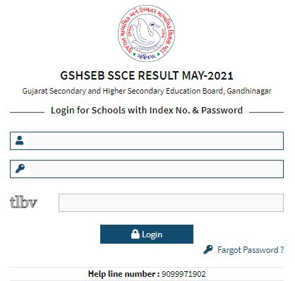 gseb.org Result 2021