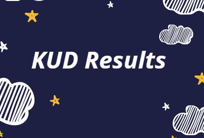 KUD Results 2021