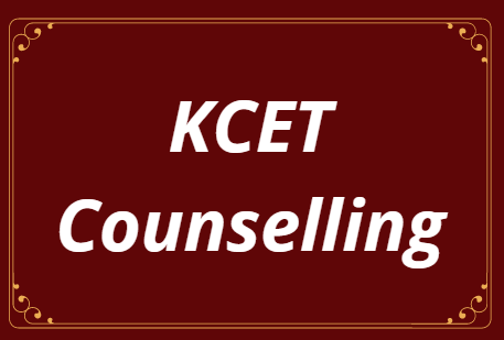 KCET Counselling 2021