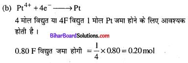 Bihar Board 12th Chemistry Objective Answers Chapter 3 वैद्युतरसायन 16
