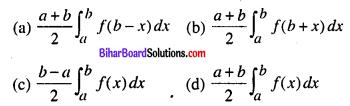 Bihar Board 12th Maths Model Question Paper 5 in English Medium MCQ Q28