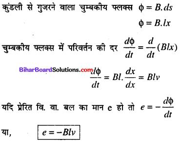 Bihar Board 12th Physics Model Question Paper 5 in Hindi - 5