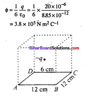 Bihar Board 12th Physics Objective Answers Chapter 1 वैद्युत आवेश तथा क्षेत्र - 25