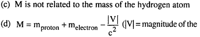 Bihar Board 12th Physics Objective Answers Chapter 13 Nuclei in english medium 3
