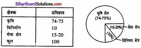 Bihar Board Class 11 Economics Chapter - 1 स्वतंत्रता की पूर्व संध्या पर भारतीय अर्थव्यवस्था img 1