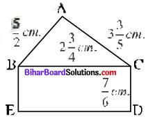 Bihar Board Class 7 Maths Solutions Chapter 2 भिन्न Ex 2.1 Q7