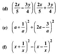 Bihar Board Class 8 Maths Solutions Chapter 9 बीजीय व्यंजक Ex 9.4 Q2