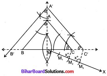 Bihar Board Class 10 Maths Solutions Chapter 11 रचनाएँ Ex 11.1 Q4