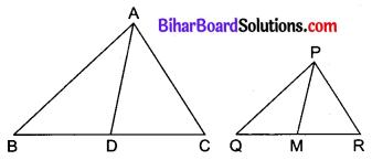 Bihar Board Class 10 Maths Solutions Chapter 6 त्रिभुज Ex 6.3 Q16