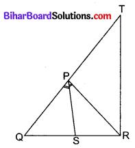 Bihar Board Class 10 Maths Solutions Chapter 6 त्रिभुज Ex 6.6 Q1.1