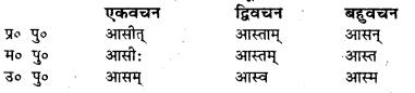 Bihar Board Class 7 Sanskrit व्याकरण धातु-रूपाणि 30