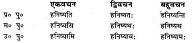 Bihar Board Class 7 Sanskrit व्याकरण धातु-रूपाणि 34