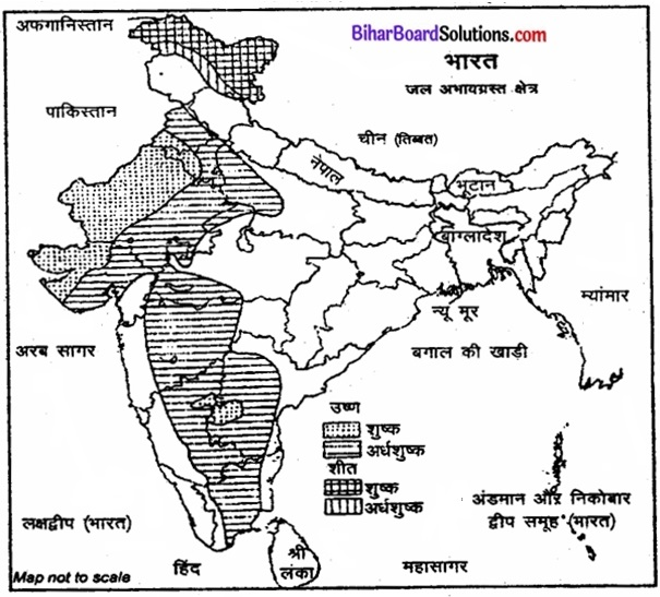 Bihar Board Class 12 Geography Solutions Chapter 6 जल संसाधन part - 2 img 1a