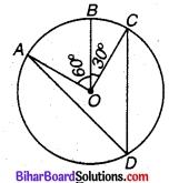 Bihar Board Class 9 Maths Solutions Chapter 10 वृत्त Ex 10.5 Q 1